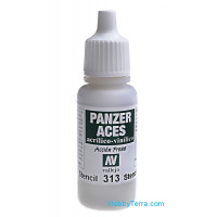 Panzer Aces 17ml. Stencil