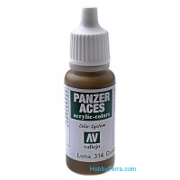 Panzer Aces 17ml. 314-Canvas