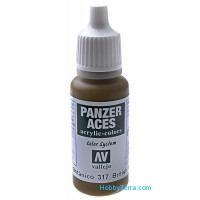 Panzer Aces 17ml. 317-British tank crew