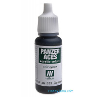 Panzer Aces 17ml. German Tank Crew black
