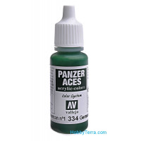 Panzer Aces 17ml. German Tank Crew I (Feldgrau)