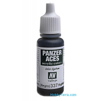 Panzer Aces 17ml. Highlight German black