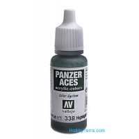Panzer Aces 17ml. Highlight German I (Feldgrau)