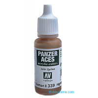 Panzer Aces 17ml. Highlight German II (Feldgrau)