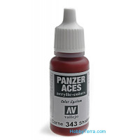 Panzer Aces 17ml. 343-Shadows flesh