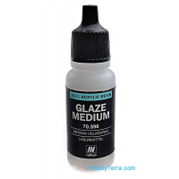Glaze medium, 17ml