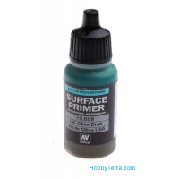 Surface Primer 17ml. U.S. Olive Drab
