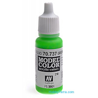 Model Color 17ml. 210-Green fluorescent