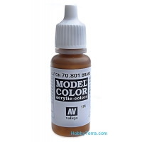 Model Color 17ml. 174-Brass
