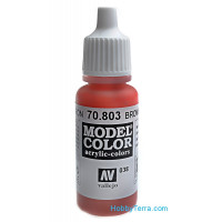 Model Color 17ml. 038-Brown Rose