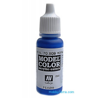 Model Color 17ml. 054-Royal blue