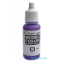 Model Color 17ml. Blue violet
