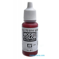 Model Color 17ml. 034-Cadmium umber red