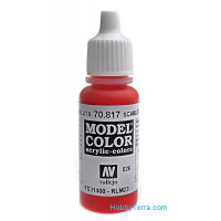 Model Color 17ml. 026-Scarlet