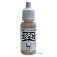 Model Color 17ml. 124-Iraqui sand