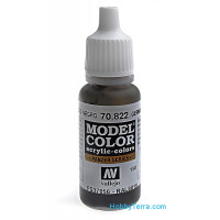 Model Color 17ml. 150-German comuflage blak brown