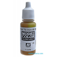Model Color 17ml. 128-Camouflage Orange Ochre