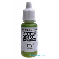 Model Color 17ml. 077-Lime Green