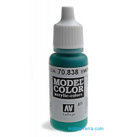 Model Color 17ml. 071-Emerald