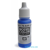 Model Color 17ml. 055-Ultramarine blue