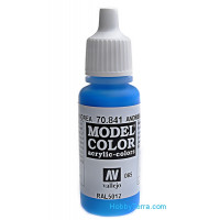 Model Color 17ml. 065-Andrea blue