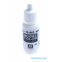 Model Color 17ml. 201-White Glaze