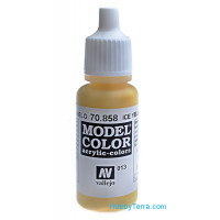 Model Color 17ml. 013-Ice Yellow