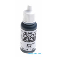 Model Color 17ml. 168-Black Grey