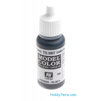 Model Color 17ml. 164-Dark blue grey