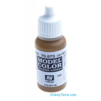 Model Color 17ml. 142-US field drab