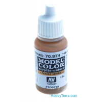 Model Color 17ml. 134-US Tan earth