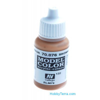 Model Color 17ml. 132-Brown sand