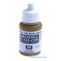 Model Color 17ml. 114-Green brown