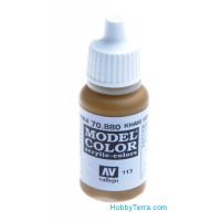Model Color 17ml. 113-Khaki Grey