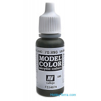 Model Color 17ml.  095 American dark green