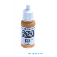 Model Color 17ml. 121-Yallow ochre