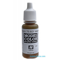 Model Color 17ml. 141-English uniform