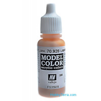 Model Color 17ml. 006-Light flesh