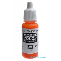 Model Color 17ml. 185-Transparent orange