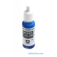 Model Color 17ml. 187-Transparent blue