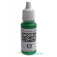 Model Color 17ml. 075-Light green