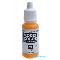 Model Color 17ml. 016-Golden yellow