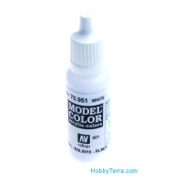 Model Color 17ml. 001-White