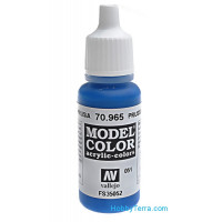 Model Color 17ml. 051-Prussian blue
