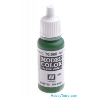 Model Color 17ml. 083-Flat green