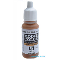 Model Color 17ml. 143-Flat earth
