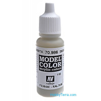 Model Color 17ml. Deck tan