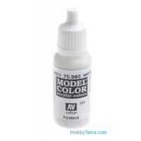Model Color 17ml. White Grey