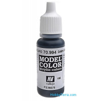 Model Color 17ml. 166-Dark grey
