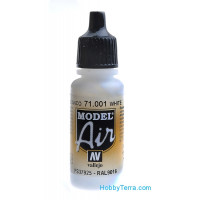 Model Air 17ml. 001-White